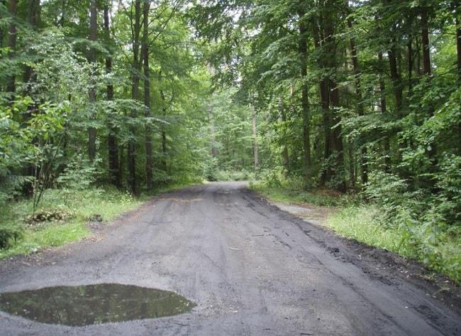 стабилизация дорожного покрытия
